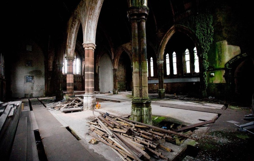 £100,000 grant to redevelop north Belfast church