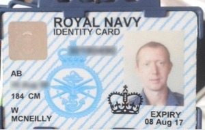 Trident whistleblower McNeilly hands himself in