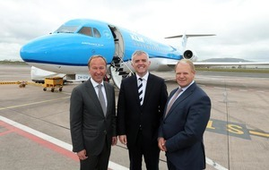 Airline bosses hail north as 'rick pickings' as new routes launched