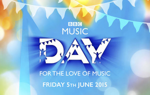 Get your tickets for BBC Music Day by tomorrow