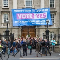 Campaigning continues ahead of gay marriage vote
