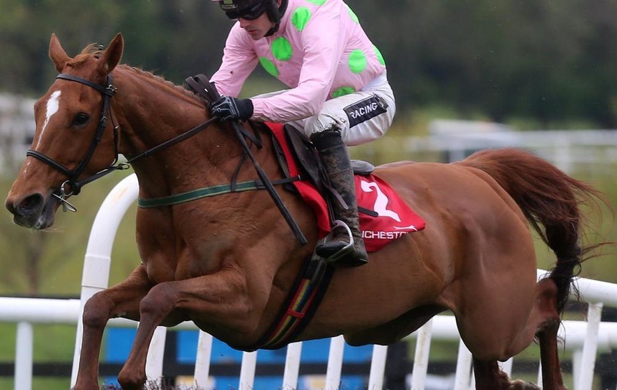 Pat has Luck on his side in Clonmel handicap hurdle