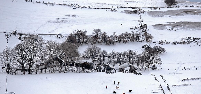 The big freeze of April 2013 - The Irish News