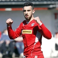 Cliftonville pair may reunite as a strikeforce for the North