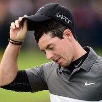 McIlroy can put feet up after missing cut at Wentworth
