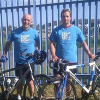 Former Down footballer scales mountains for charity