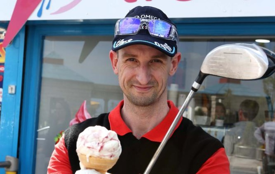 Businesses cashing in on the great Newcastle golfing frenzy