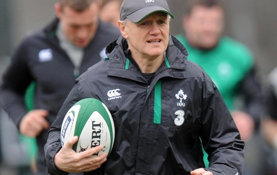 Schmidt denies involvement in Leinster sacking of O'Connor