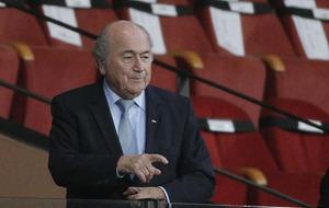 John Delaney: Sepp Blatter should step aside