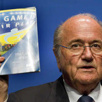 Boyce refuses to comment on future of FIFA President