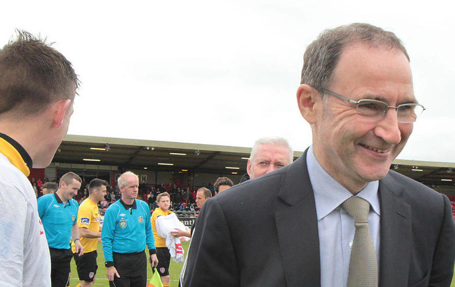 O'Neill is keen for England 'debacle' to be superseded