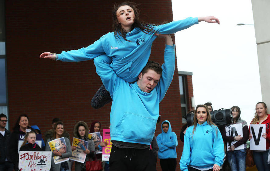 Dance and drama courses scrapped due to budget cuts