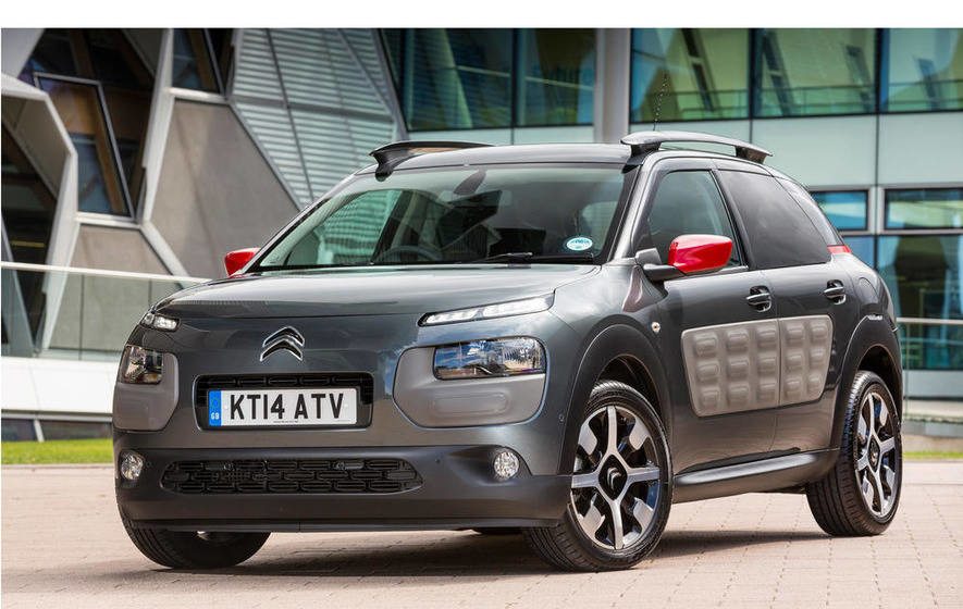 Sharp looks for prickly Citroen with soft centre