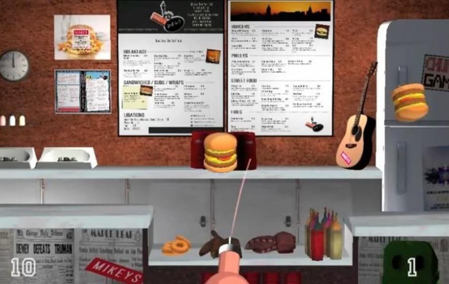 Belfast deli takes on fast food giants