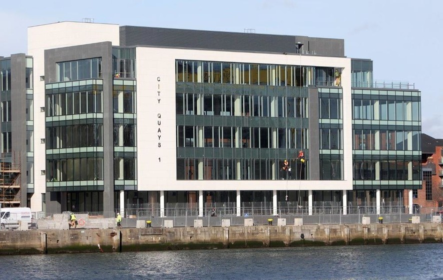Prime office rent on up - but further growth required