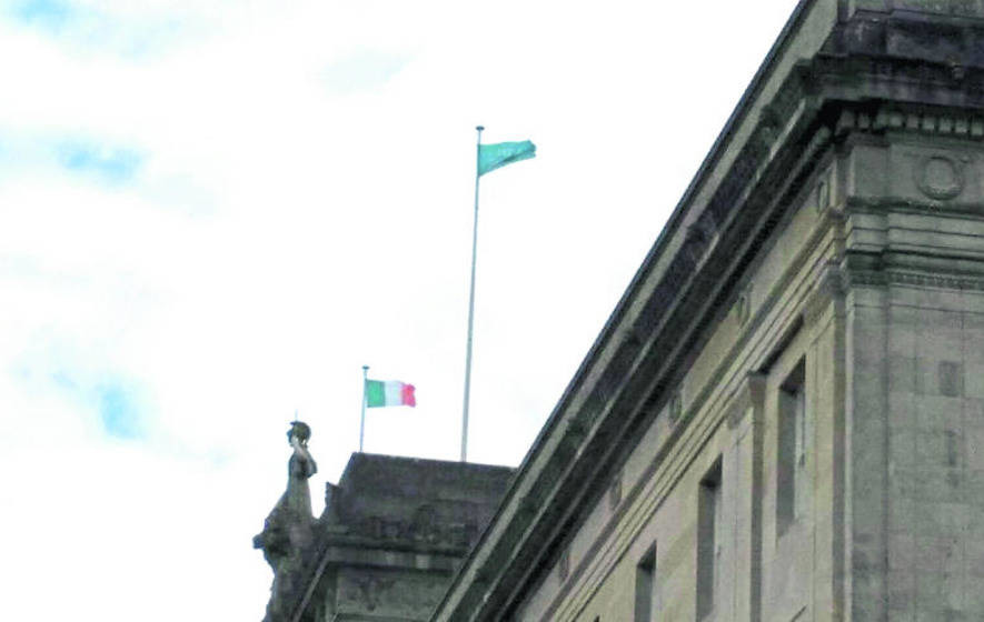 Police probe after Tricolour flies over Stormont