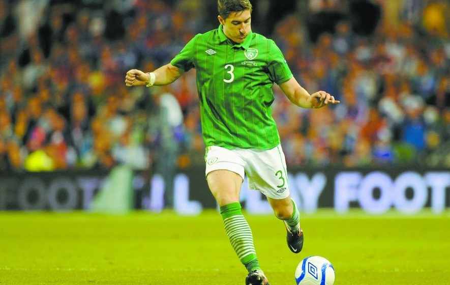 England match is means to an end for Ireland says Ward