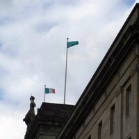 Stormont tricolour: Assembly probe suspended