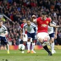 Lazio rule out Van Persie move