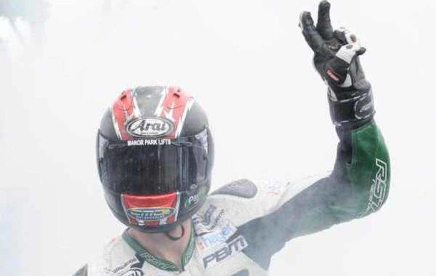 Hutchinson rides to a Monster victory at Isle of Man TT