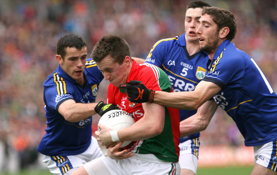 O'Connor is vital to Mayo's Connacht title defence - Padden
