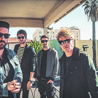 Dublin band Kodaline mixing it up with the stars