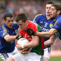 Padden says Mayo need fully-fit Cillian O'Connor