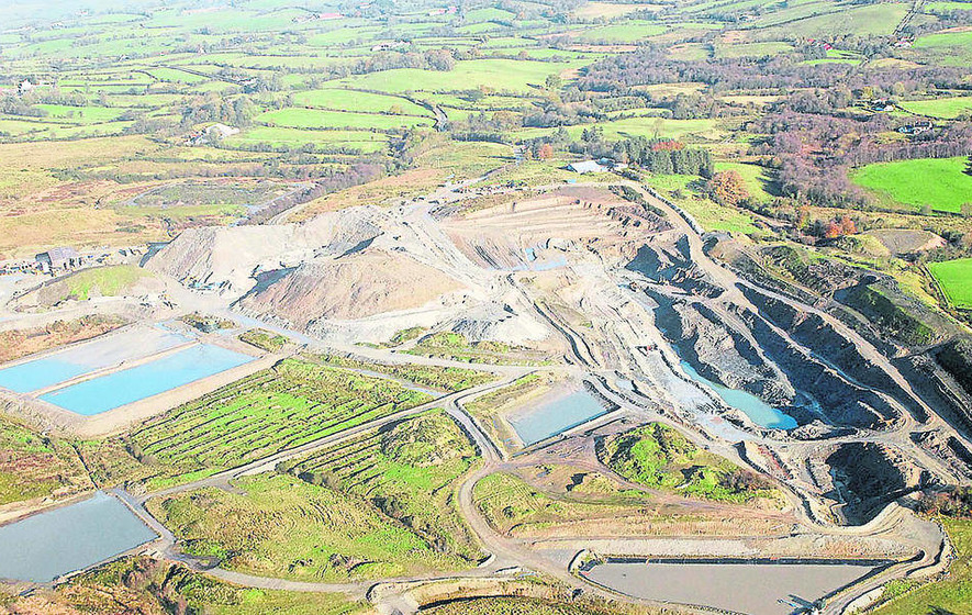 Omagh gold mine to reopen with £20 investment