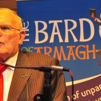 Mick Quinn, the great bard of south Armagh