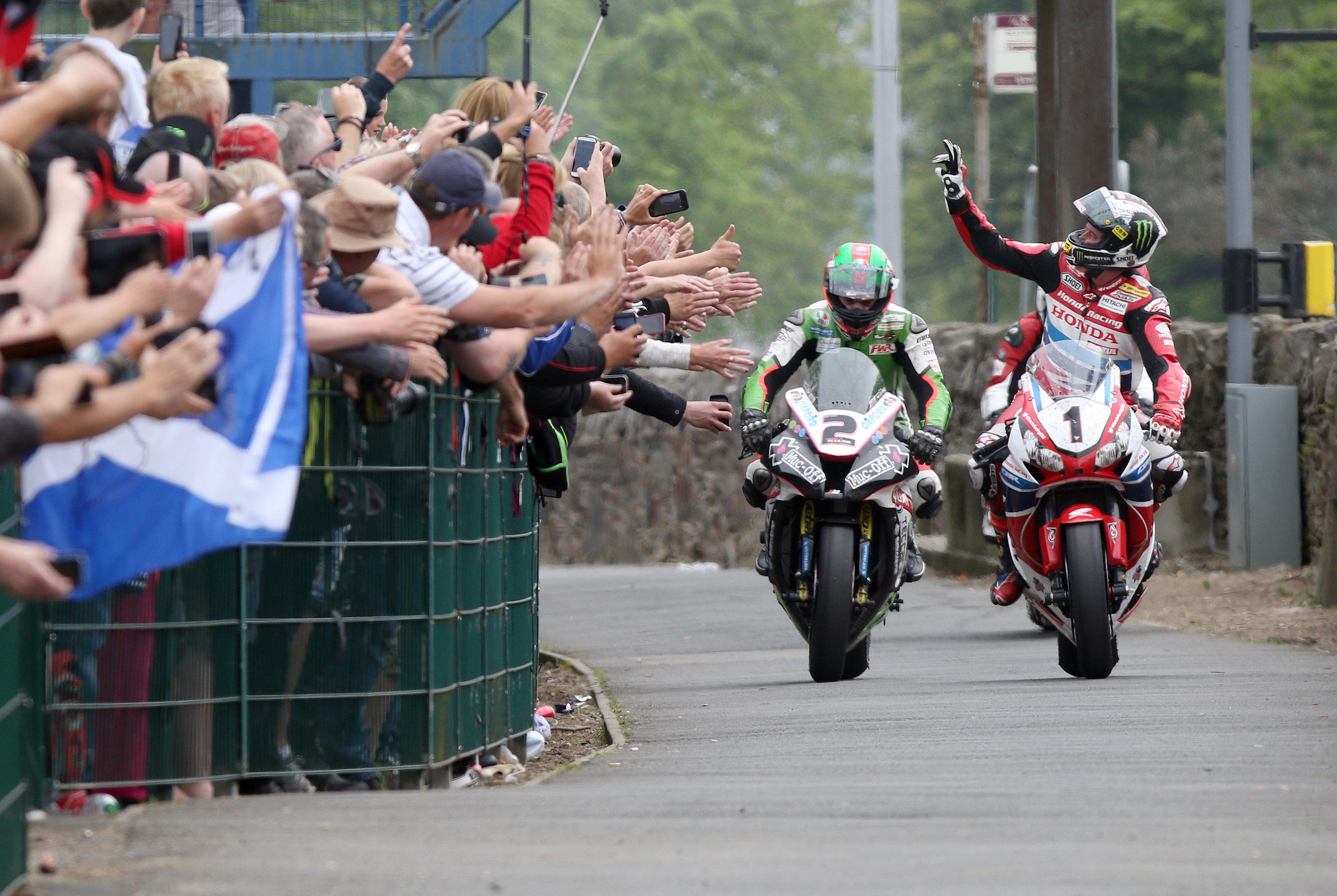 Record-breaker McGuinness chalks up TT win number 23
