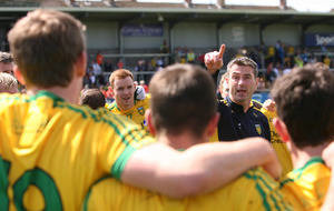 Donegal will need to improve to win another Ulster title - Lacey