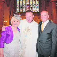 Former coach driver ordained as priest in Derry