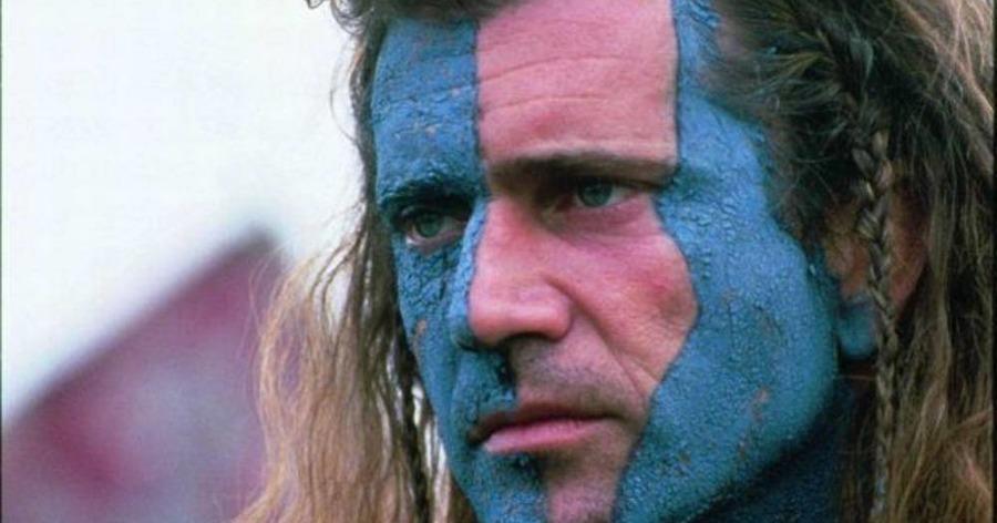 mel gibsons braveheart film analysis