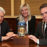 Clock showcasing best of Belfast to go on display at city hall