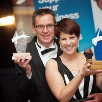 Coach operator drives ahead at Derry business awards