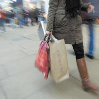 Inflation to start rising again as shopper numbers drop