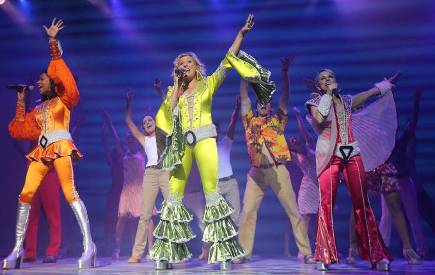Abba stage show sure is a cure for cynicism