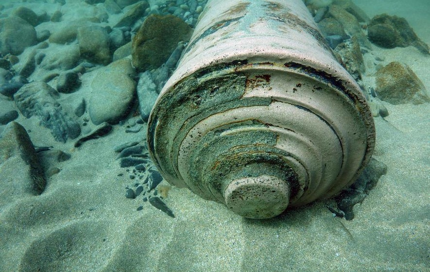 Armada artefacts taken from seabed off Co Sligo