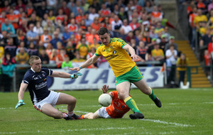 Armagh outclassed by a team that's capable of winning Sam