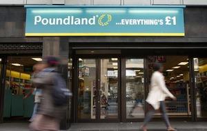 Discount retailer Poundland confirms 'subdued' first half