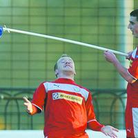 Boyce dreams of Euro finals with Gormley