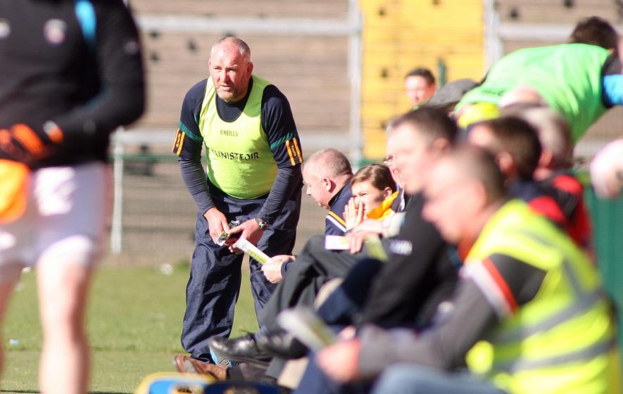 GAA Matchbox: Antrim not strong enough to tame Laois