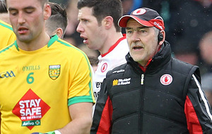 Tyrone manager Mickey Harte disappointed by departures