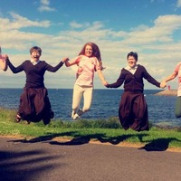 Roses tour pays visit to Belfast's Adoration sisters