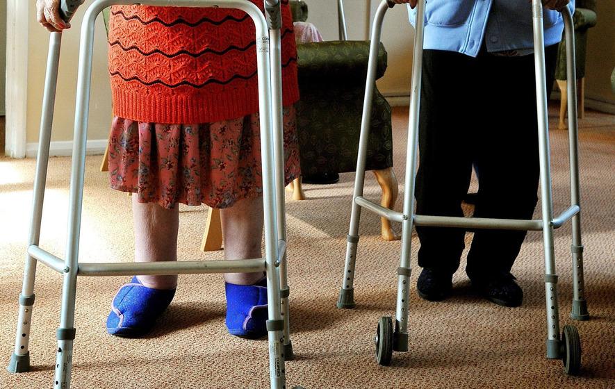 Enniskillen nursing home left patients in bed and gave them cold food