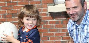 GAA star's fury as son denied nursery school place