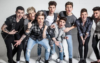 5 Minutes With: X Factor boy band Stereo Kicks - The Irish News