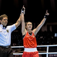 Boxers Taylor and O'Reilly assured of a medal at Baku