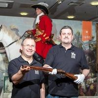 Grand Orange Lodge behind 'secret' bid for Boyne musket