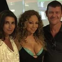 Sleb Safari: Mariah Carey has met her Dreamlover